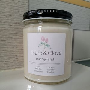 Musk + Woodsy Soy Candle